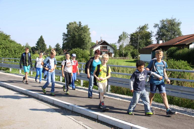 Ferienprogramm 2016 - Ausflug zum Radom